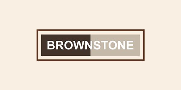 Thiết kế logo xây dựng - công ty Brownstone